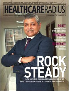 Healthcare Radius, November 2013